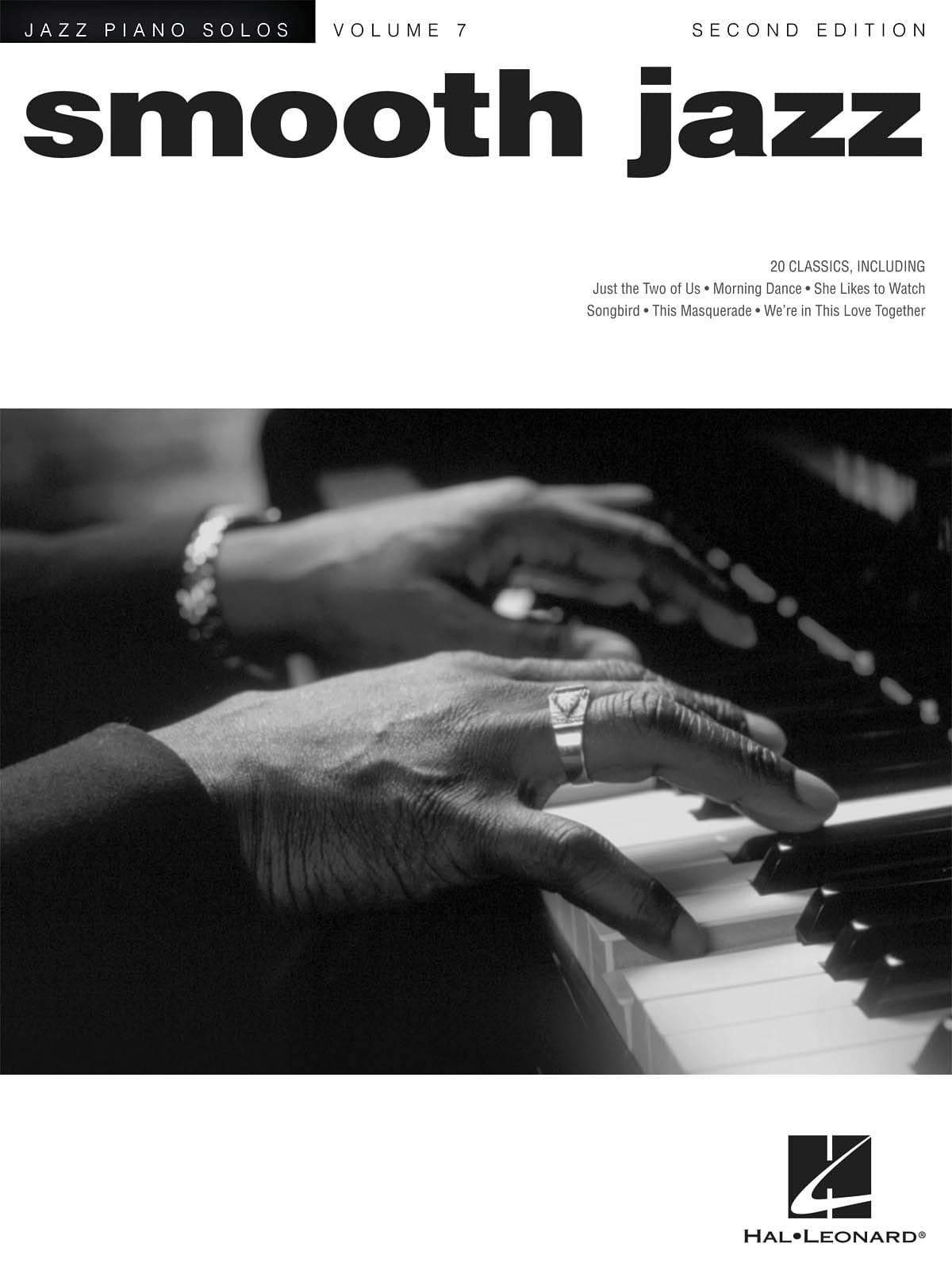 Jazz Piano Solos Series Volume 7 - Smooth Jazz - laflutedepan.com