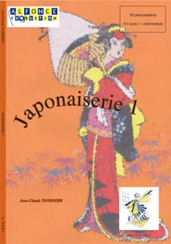 Japonaiserie 1 - TAVERNIER - Partition - laflutedepan.com