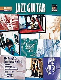 Jazz guitar - Mastering chord/melody Jody Fisher laflutedepan