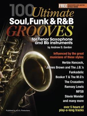 100 Ultimate Soul, Funk and R&B Grooves - Tenor Sax laflutedepan