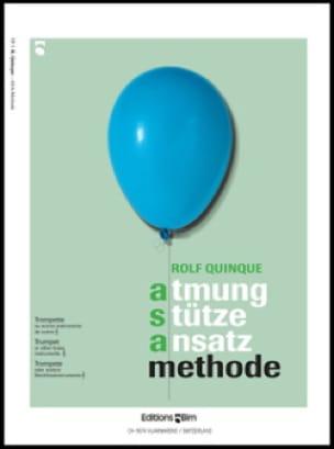 Asa Méthode - Rolf Quinque - Partition - Trompette - laflutedepan.com