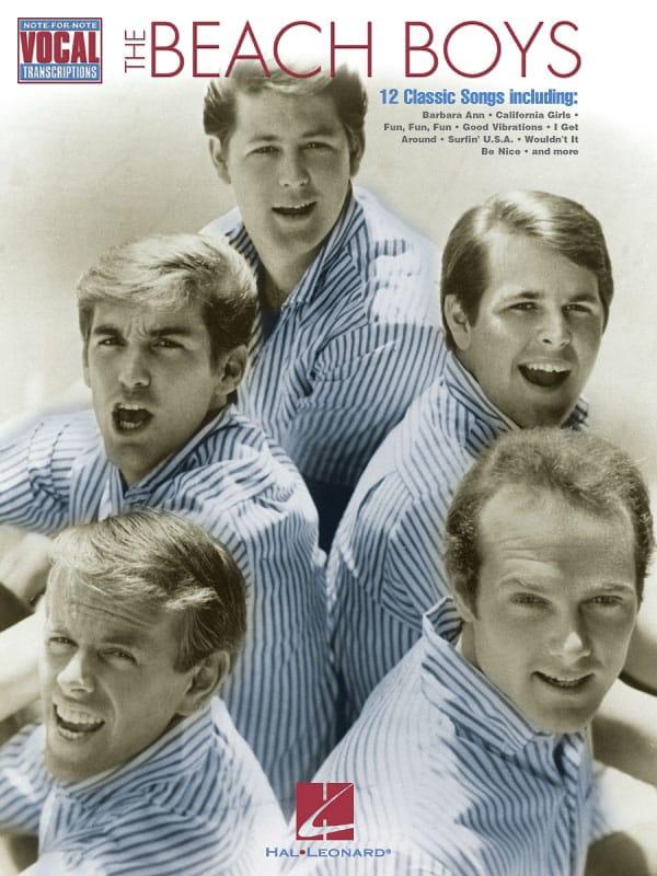 Note For Note Vocal Transcriptions - The Beach Boys - laflutedepan.com