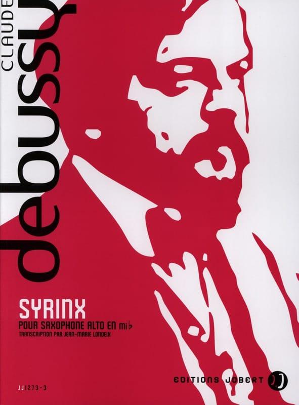 Syrinx - DEBUSSY - Partition - Saxophone - laflutedepan.com