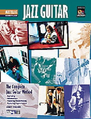 Jazz guitar - Mastering chord/melody - Jody Fisher - laflutedepan.com