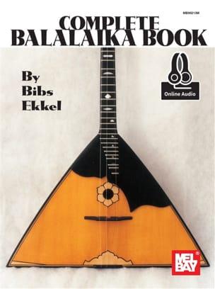 Complete Balalaika Book Bibs Ekkel Partition laflutedepan