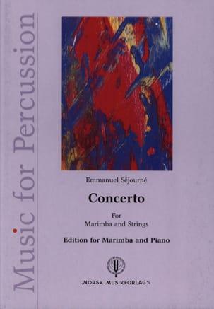 Concerto for marimba et orchestre à cordes laflutedepan