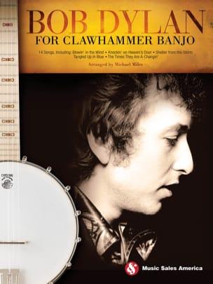Bob Dylan For Clawhammer Banjo Bob Dylan Partition laflutedepan