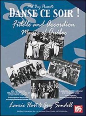 Danse ce soir - Fiddle and Accordion Music of Quebec - laflutedepan.com