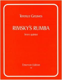 Rimsky's Rumba Terence Greaves Partition laflutedepan