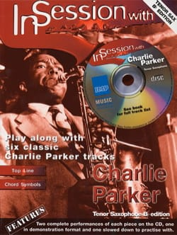 In Session With Charlie Parker Charlie Parker Partition laflutedepan