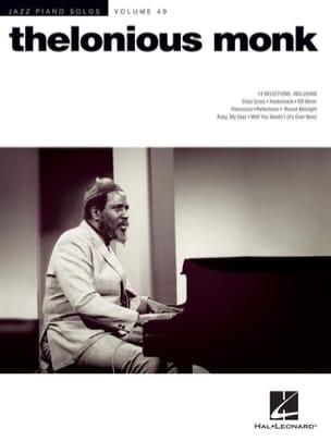 Thelonious Monk - Serie de Jazz Piano Solo Volumen 49 - Thelonious Monk - Partition - di-arezzo.es