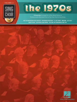 Sing With The Choir Volume 6 - The 1970s Partition laflutedepan