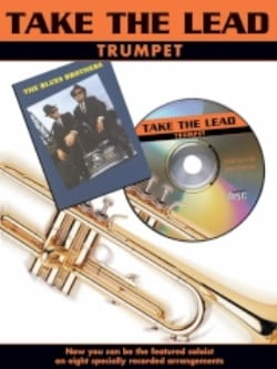 Take The Lead Blues Brothers Brothers The Blues Partition laflutedepan