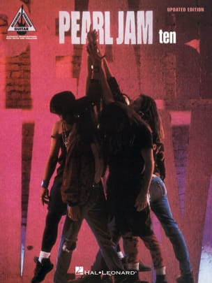 Ten Pearl Jam Partition Pop / Rock - laflutedepan
