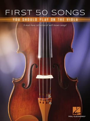 First 50 Songs You Should Play on the Viola Partition laflutedepan
