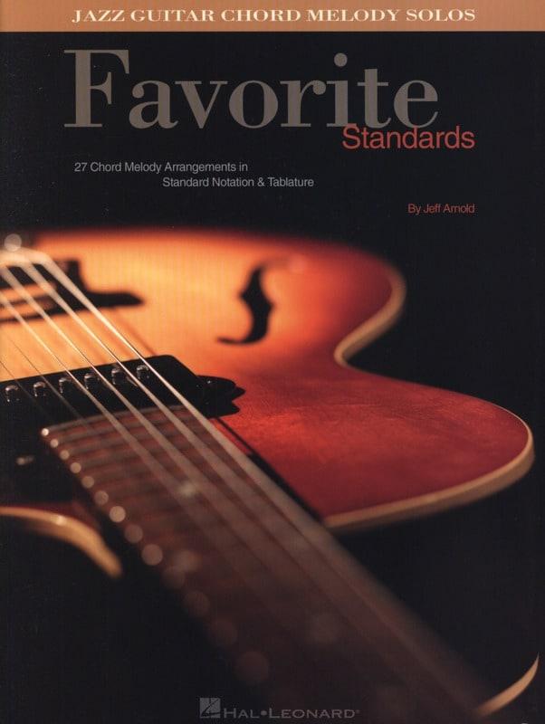 Favorite Standards - Partition - Jazz - laflutedepan.com