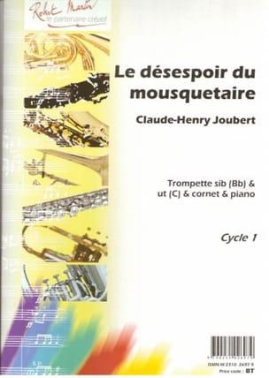 Le Désespoir du Mousquetaire Claude-Henry Joubert laflutedepan