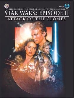 Star Wars Episode 2 - Attack Of The Clones John Williams laflutedepan