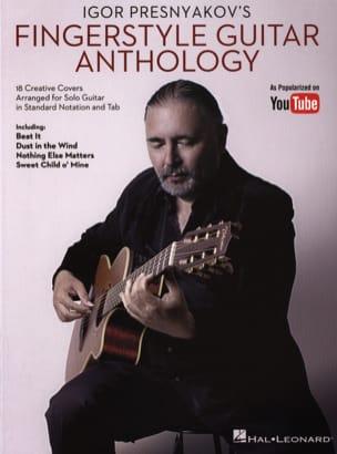 Igor Presnyakov's Fingerstyle Guitar Anthology laflutedepan