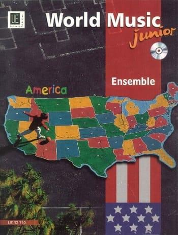 World Music America Ensemble Junior - Partition - laflutedepan.com