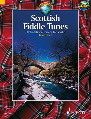 Scottish Fiddle Tunes Iain Fraser Partition Violon - laflutedepan