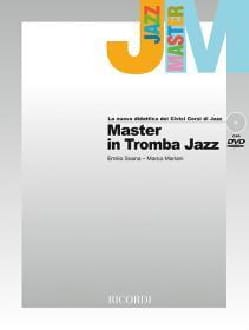 Emilio et Mariani Maro Soana - Master in tromba jazz - Partition - di-arezzo.fr