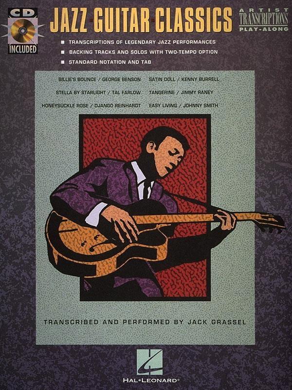 Jazz Guitar Classics - Partition - Guitare - laflutedepan.com
