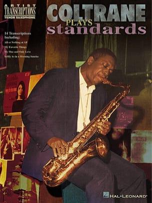 Coltrane Plays Standards John Coltrane Partition laflutedepan