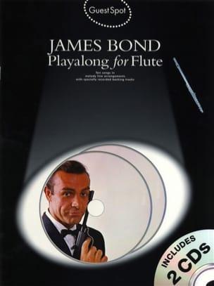 Guest Spot - James Bond Playalong For Flute Partition laflutedepan
