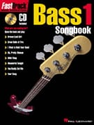 Fast Track Bass 1 - Songbook - Partition - laflutedepan.com