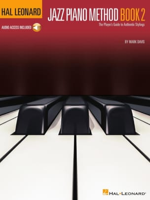 Hal Leonard Jazz Piano Method - Volume 2 Mark Davis laflutedepan