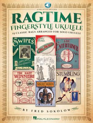 Ragtime Fingerstyle Ukulele - Partition - Jazz - laflutedepan.com