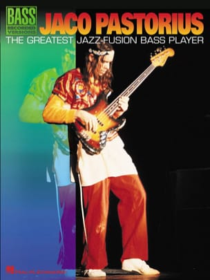 The Greatest Jazz-Fusion Bass Player Jaco Pastorius laflutedepan