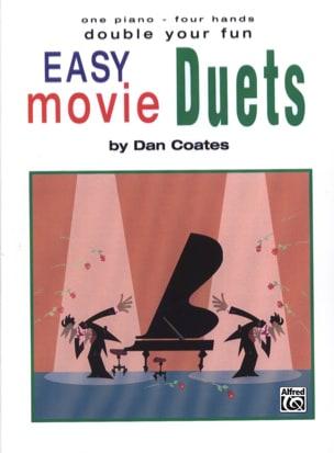 Easy Movie Duets Partition Piano - laflutedepan