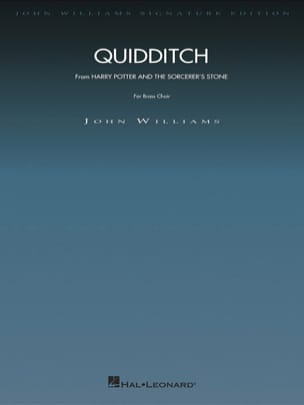 Quidditch - Conducteur et parties John Williams Partition laflutedepan