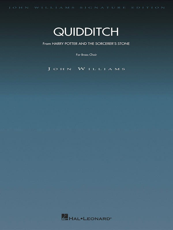 Quidditch - Conducteur et parties - John Williams - laflutedepan.com