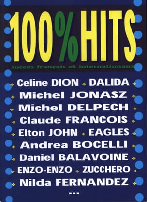 - 100% hits volume 1 - Partition - di-arezzo.com