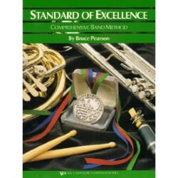 Standard Of Excellence Book 3 Bruce Pearson Partition laflutedepan
