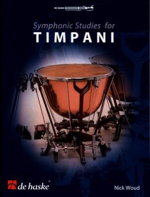 Symphonic Studies For Timpani Nick Woud Partition laflutedepan