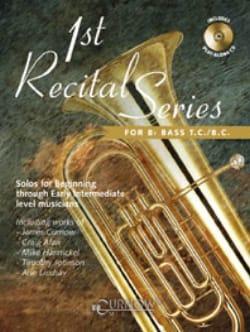 1st Recital series Partition Tuba - laflutedepan