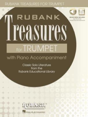 Rubank Treasures for Trumpet - Partition - laflutedepan.com