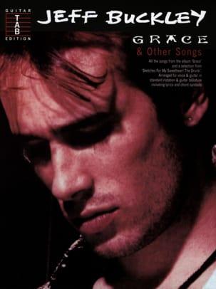 Grace & Others Songs Jeff Buckley Partition Pop / Rock - laflutedepan