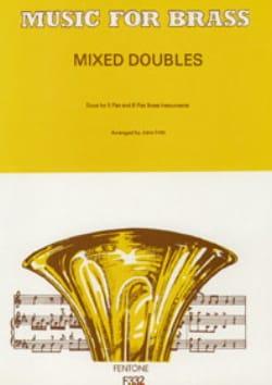 Mixed Doubles Partition Ensemble de cuivres - laflutedepan
