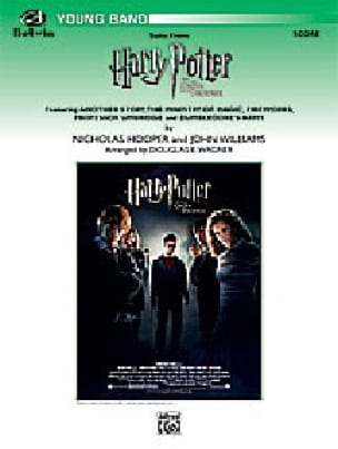 Harry Potter and the Order of the Phoenix, Selections From - laflutedepan.com