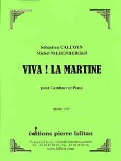 Viva ! la Martine Calcoen Sébastien / Nierenberger Michel laflutedepan