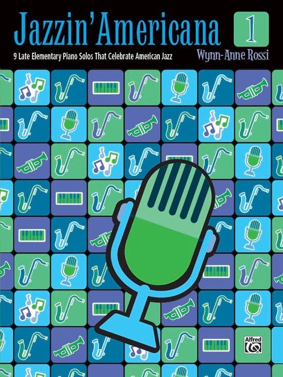 Jazzin' Americana 1 (Late Elementary) - laflutedepan.com