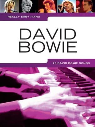 Really Easy Piano - David Bowie David Bowie Partition laflutedepan