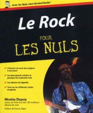 Le Rock Pour Les Nuls - Nicolas Dupuy - Livre - laflutedepan.com