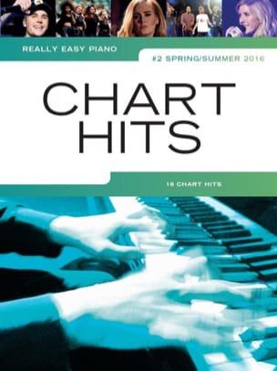 Really Easy Piano - Chart Hits Volume 2 Spring / Summer 2016 laflutedepan