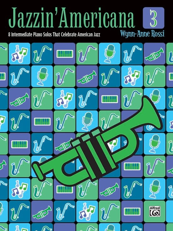 Jazzin' Americana 3 (Intermediate) - laflutedepan.com